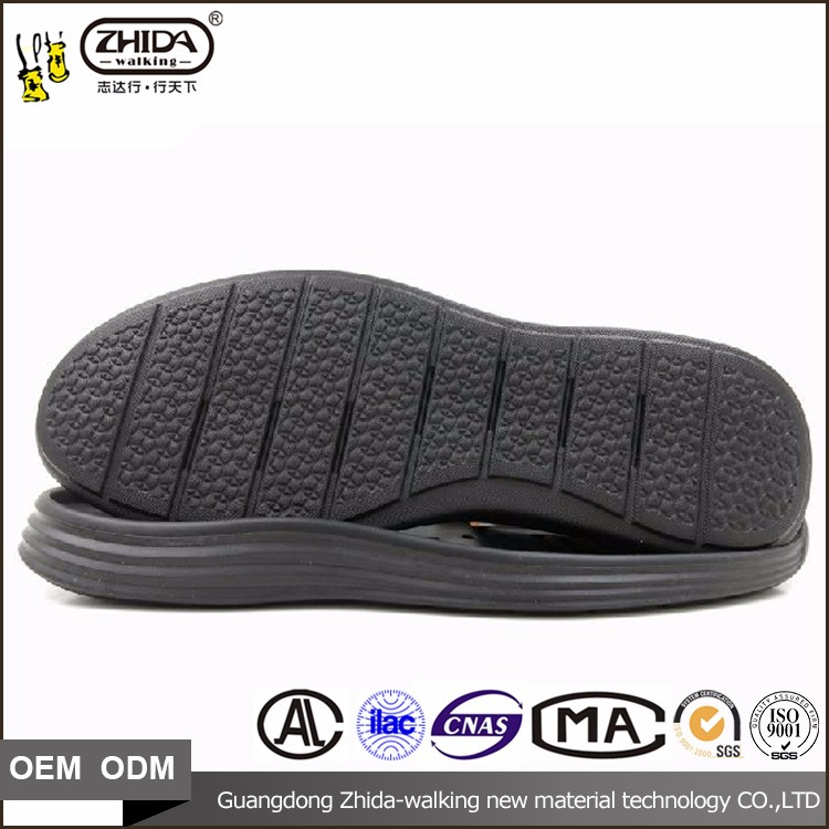 Wholesale latest men shoe sole design size 40 TCR shoes sole for ...