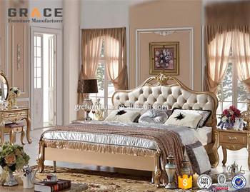 Ka06 Royal Bedroom Sets Italian French Antique Wood Bed Design Furniture Set Buy Antique Wood Bed French Bedroom Furniture Set Royal Furniture