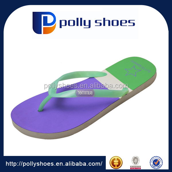 jieyang pcu women shoes lady pvc slippers and sandals 2017 for sale