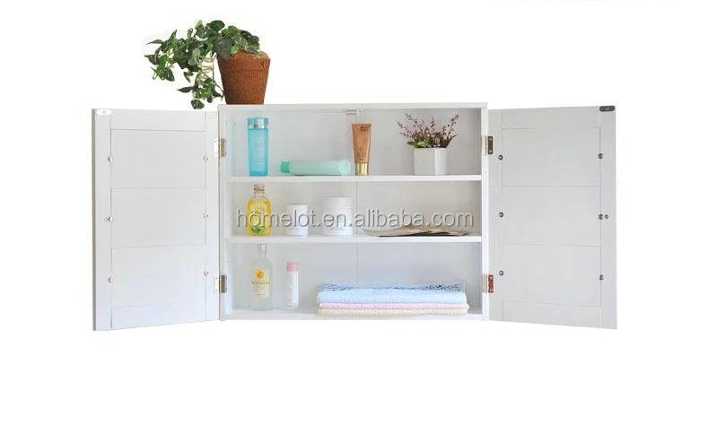 De perfecte locatie voor planken in je badkamer