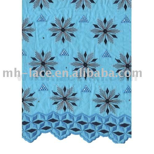 Swiss Voile Lace Material