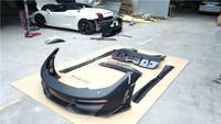 Body Kit For 2011-2014 Mclaren Mp4 12c 650s Rzs Style Carbon Fiber ...