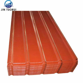 Professional Supply Color Galvanized Roofing Sheets Tin Sheets For