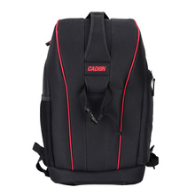 2017 Best Selling Caden K6 Dslr Camera Bag Water Resistant Camera Backpack Bags With Tripod Belt Raincover