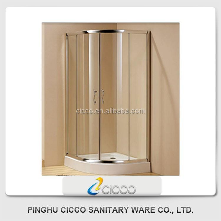 china por mayor de encargo hermosa cubierta sala de ducha de vapor superior