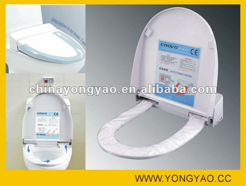 Marvelous Automatic Toilet Seat Cover Buy Toilet Seat Cover Automatic Toilet Seat Cover Toilet Seat Cover Set Product On Alibaba Com Inzonedesignstudio Interior Chair Design Inzonedesignstudiocom