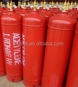 China Wholesale Market acetylene gas cylinder price JP acetylene gas  cylinder price export to Arabia
