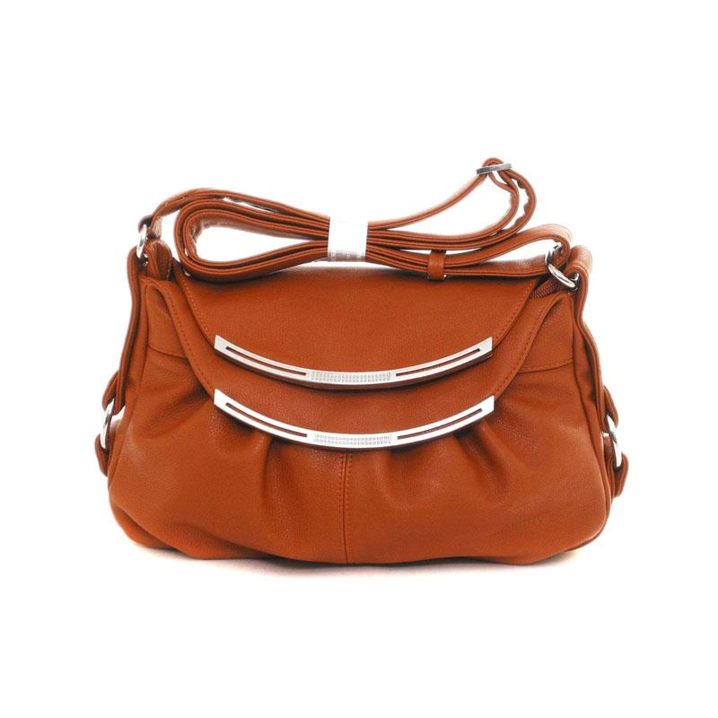 Freeshipping New 2015 Fashion Women Leather Handbag Casual Vintage Women's Cross-Body Messenger Bag  Mother Bags