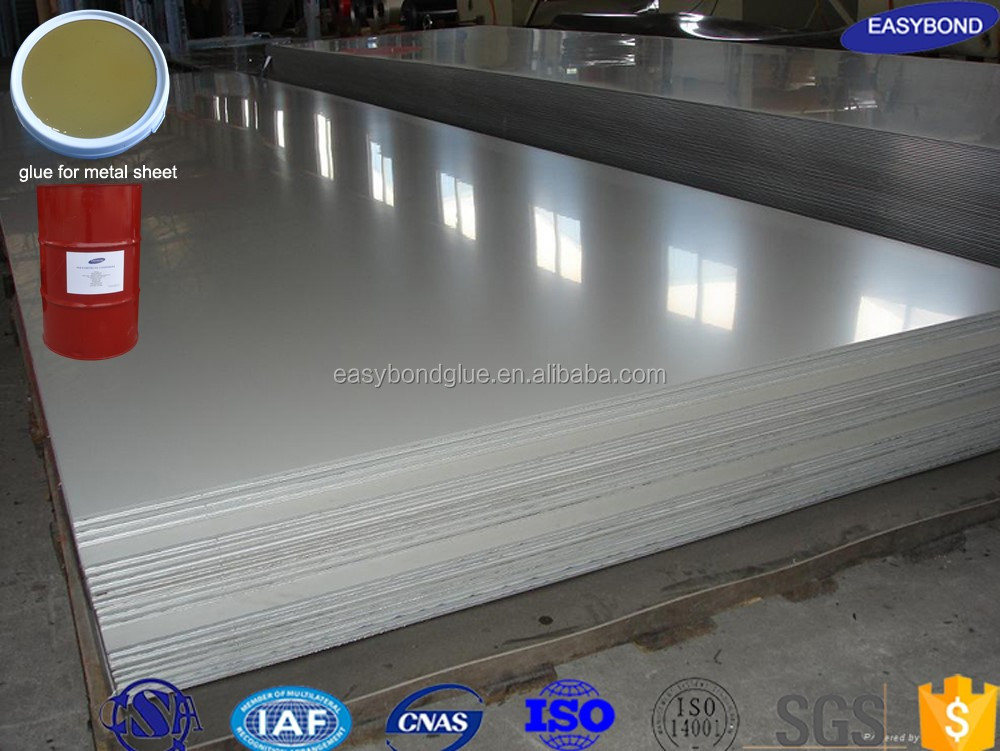 glue for galvanized steel sheet to marble stone