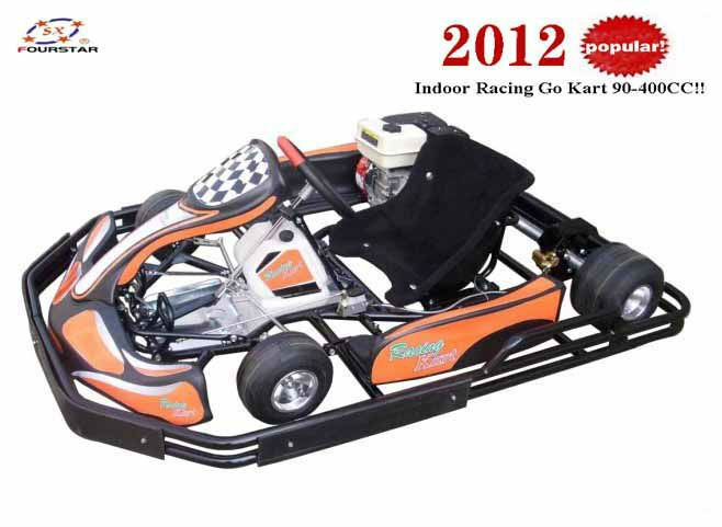 Cheap Go karts New Gas Go Kart with Bumper SX-G1101(LX9)-A