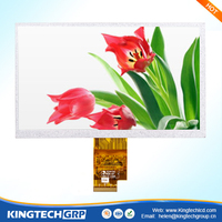 lcd lvds touch screen 1024x600 wholesale cmo 7 inch tft ips lcd panel