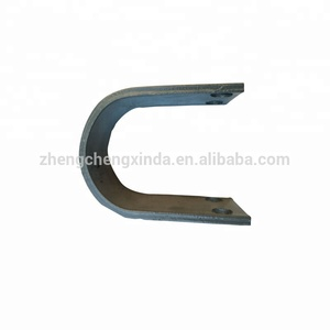 Sinotruk Howo truck parts WG9719680032 Rear stabilizer bar bearing clip
