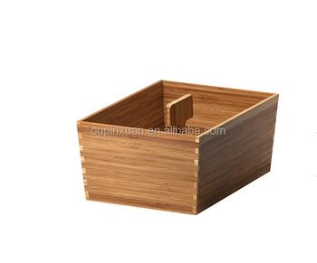 Keuken Organizer Ontwerpen : Nieuwe ontwerp bamboe lade organizer keuken bureau