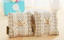 High quality new design linen scented sachet for closet air freshener
