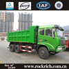 China famous Sitom brand 6x4 26 ton tipper dump lorry