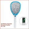 Kill Pest Mosquitoes Racket Electric Mosquito Hitting Bat