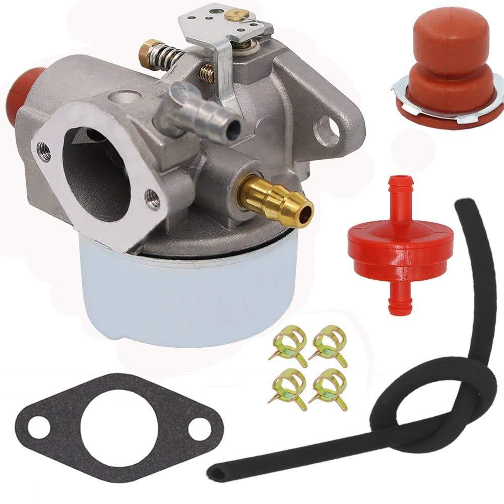 Buy Hilom Carburetor Tune Up Kit For Tecumseh 640025 640025B