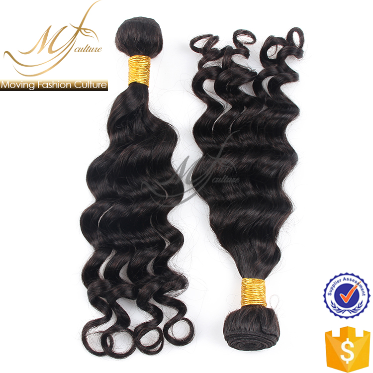 OEM manufacturers brazilian virgin human hair weaving hair