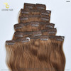 Mink 100% Wholesale Price Remy Clip in Human Hair Buns