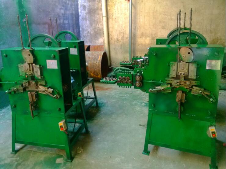 OEM wire spring bending machine , d wire spring ring machine , wire bending machine