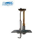 Natural gas stove gas fireplace burner parts
