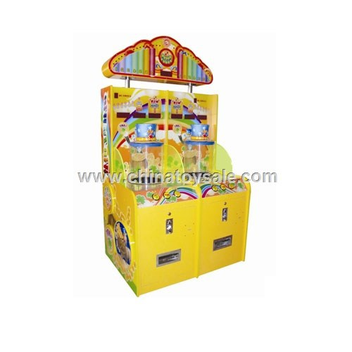 China Easy Operation & Funny key master game machine H46-0265