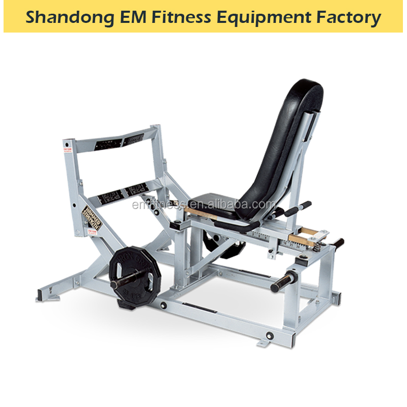names of super horizontal calf commercial fitness equipment EM934 from shandong manufaturer