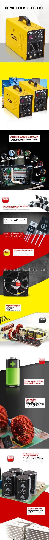 Juba Professional 3 In 1 Welding Machine Portable Inverter Welder ...