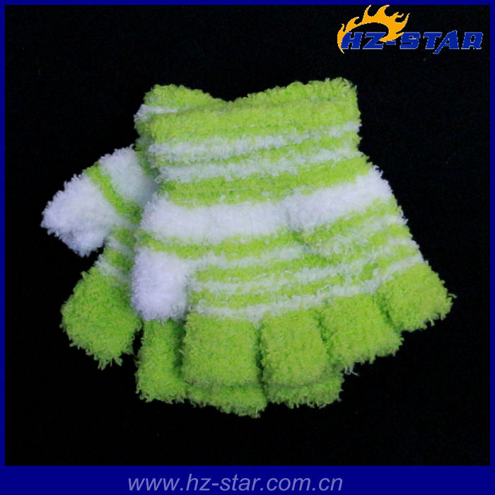 HZS-13116 2018 hot sales customized cute kids hand gloves