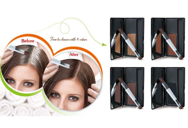 Hair Color Instant White Hair Roots Cover Up Powder Hair