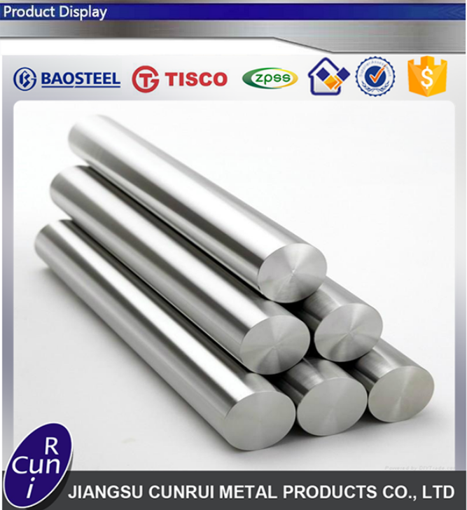 AISI 316 303 304H 17-4ph 17-7ph 15-5ph stainless steel round bar rod factory price