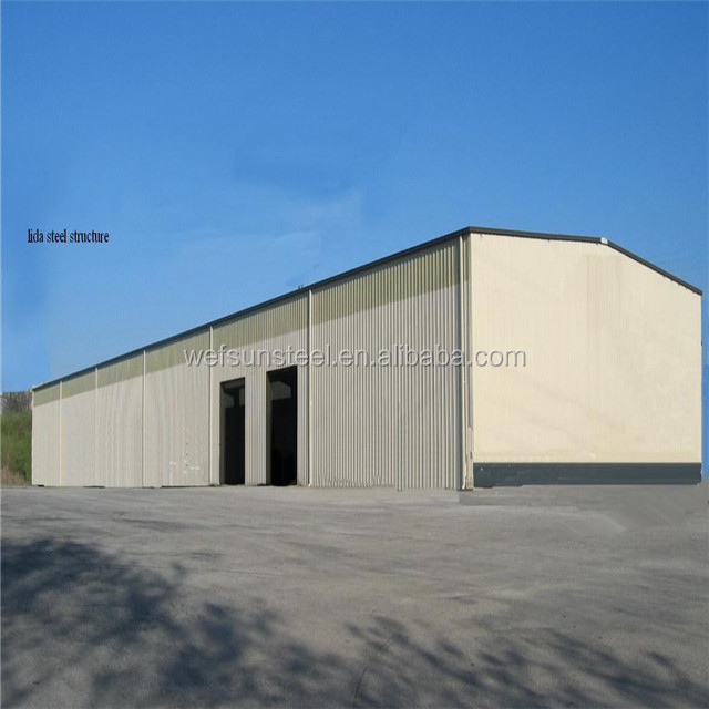 Folding Steel Structure Warehouse Manufacturer China
