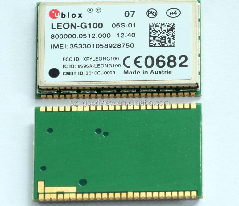 Active Component U-blox Module Leon-g100-06s