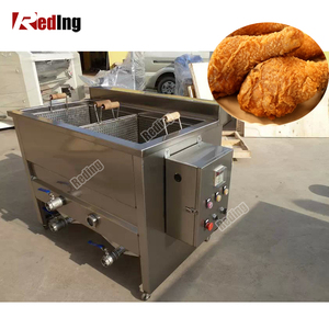 Stainless Steel Electric Fried Chicken Equipment/Broasted Chicken Machine/Fry Chicken Machine