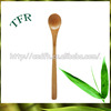 Cheap disposable bamboo serving spoons for restaurant