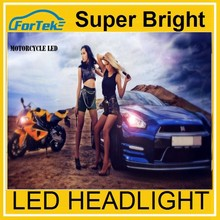 Cree h7 led headlight bulb para motocicletas
