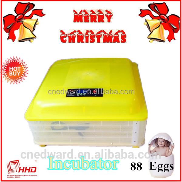 Best price mini chick&pigeon&turtle brooder for sale / cheap 88 eggs incubator for Tanzania market