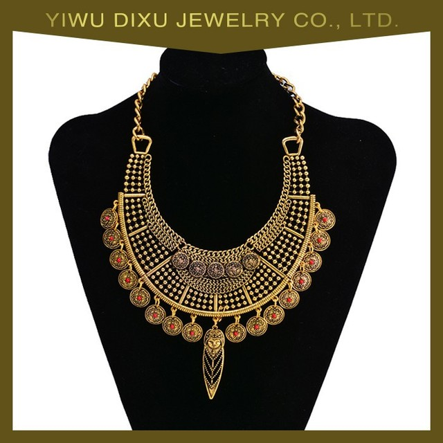 Wholesale Trendy Costume Jewellery Necklace Designs Gold Vintage Necklace & China Costume Jewellery Designers Vintage Wholesale ?? - Alibaba