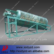 less pollution and dust roller sieve for sand classifying