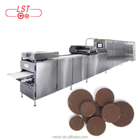 Chocolate moulding machine automatic chocolate coin making machinery