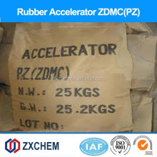 Rubber Chemical ZDMC for Rubber Coated Fabrics CAS 137-30-4