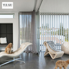 Manual Ready Made Vertical Blinds, Window Vertical Blinds With High Quality