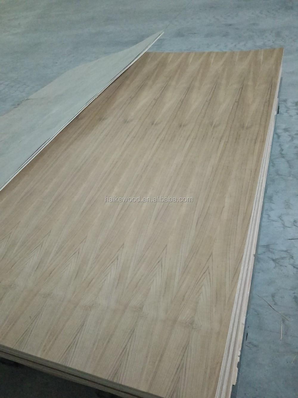 Plastic Veneer Plywood ~ Mm natural walnut veneer faced plywood buy