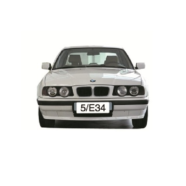 BMW 5 Series E34 RIGHT Bumper Moulding trim 1988-1996