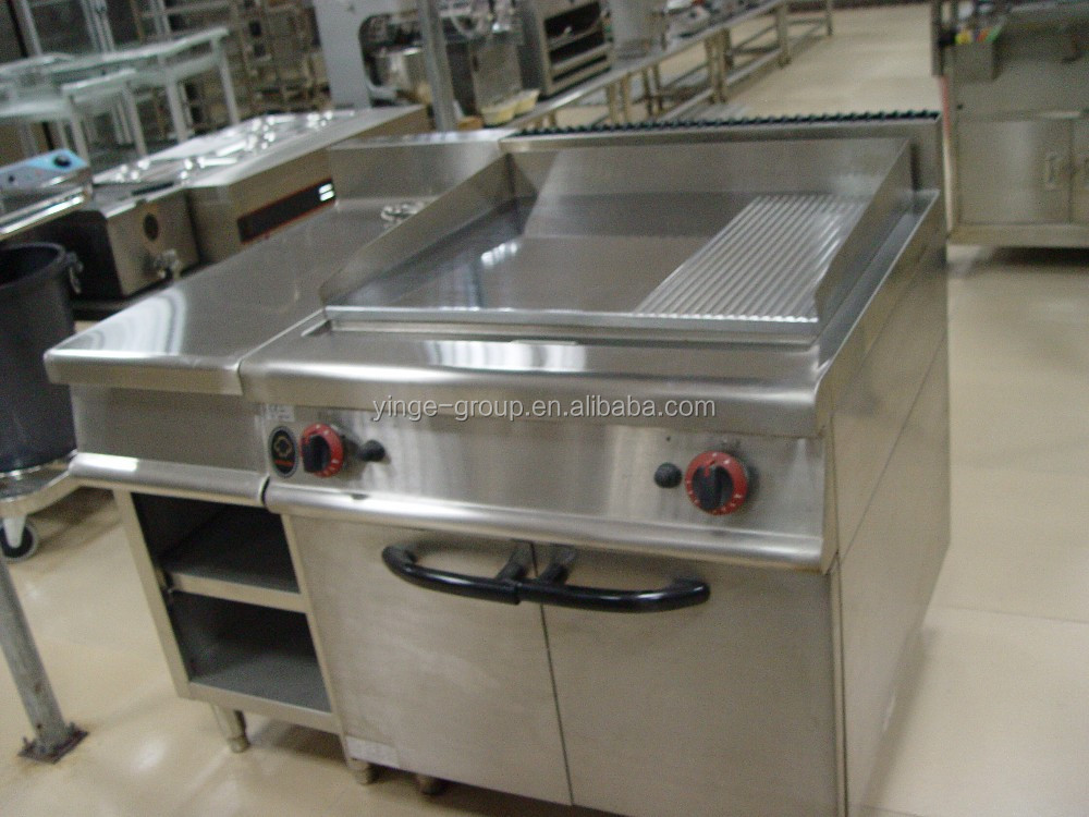 One Stop Solution 6-star Commercial Kitchen Project Fast Food Kitchen Equipment