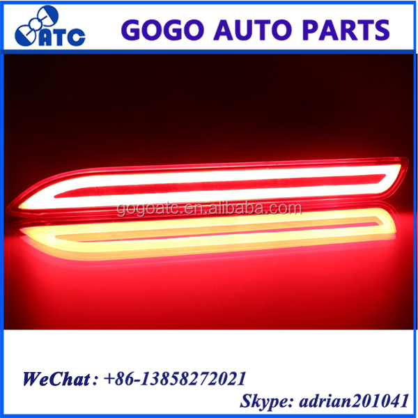 TAIL LAMP REAR BUMPER LAMP FOR TY WISH 09-13 / INNOVA 12-15 / VERSO 10-15