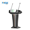 Modern Pulpit Digital Lectern Smart Speech Podium For Conference
