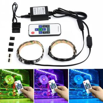 room light kit controller kitchen flexible smd led popup rgb dc strip remote waterproof for with sitting bedroom sunnest and strips tape supply product power