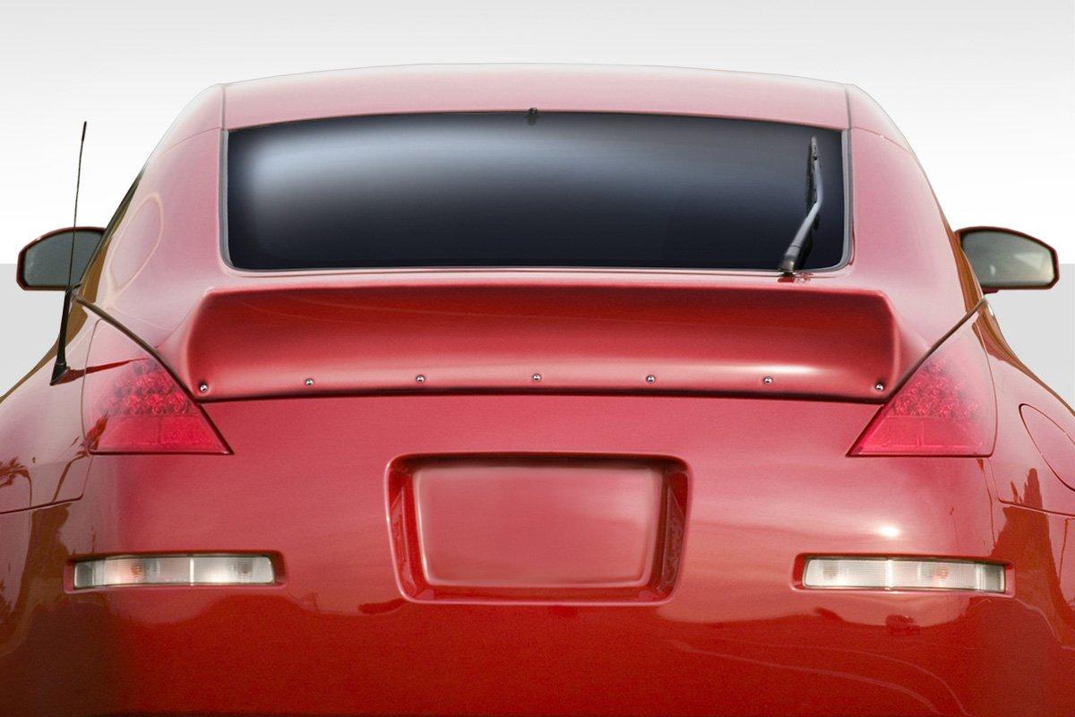 Get Quotations · 2003 2008 Nissan 350z Duraflex RBS Rear Wing Spoiler   1  Piece