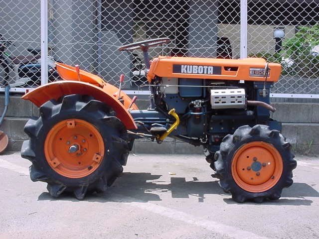 Japanese Tractors